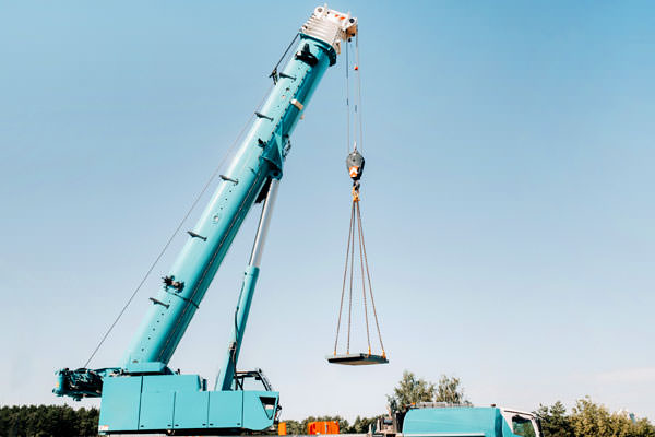 granny flat crane