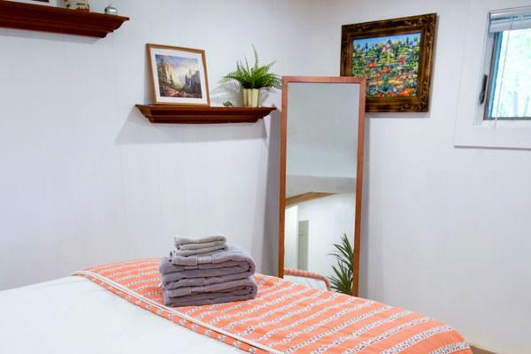 short term rental granny flat