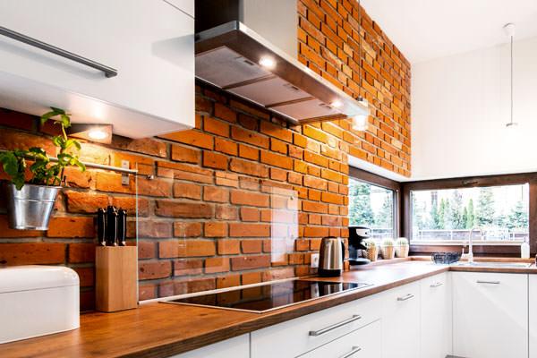 brick granny flat veneer